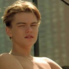 Leonardo DiCaprio as Jim Carroll in The Basketball Diaries, dir.