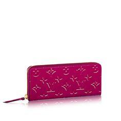 Louis Vuitton Clemence Wallet Monogram Vernis