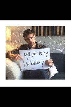 Heck yeah #divergent valentine
