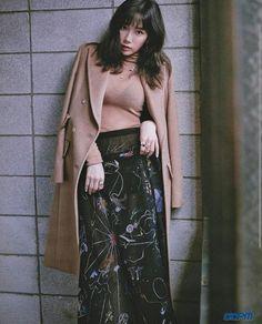 ❤ SNSD ❤ Kim TaeYeon ♡ 김태연 ♡ : Vogue Korea Magazine December Issue 2017