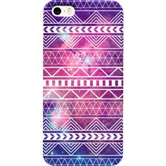 Tribal Galaxy Phone Case (265 ZAR) ❤ liked on Polyvore featuring accessories and tech accessories