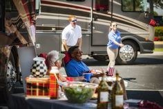 Calling all #Broncos, #Buccaneers & #Gators Fans. Enter for a chance to #WIN tickets to a game in our Ultimate RV #Tailgating Experience #Sweepstakes