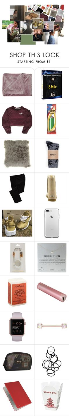 """ .. saw your face and got inspired.. guess you let it go, now youre good to go. "" by dis-trict ❤ liked on Polyvore featuring M&Co, Bloomingville, HUF, Old Navy, UGG Australia, Dogeared, SheaMoisture, Chanel, Monki and Incipio"