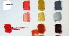 I had a call regarding the use of Zorn's palette by adding other pigments. The basic idea is to get everything out of the limited three col. Electrum, Art Techniques, Abstract, Artwork, Palette, Summary, Work Of Art, Auguste Rodin Artwork, Artworks