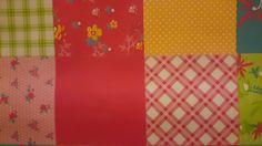 Tafelzeil met kleurrijke blokken | VIA CANNELLA KOOKWINKEL | CUIJK | www.viacannella.nl