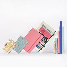 Buy kate spade new york Take Note Notebook - Stack of Classics Kate Spade Stationery, Literary Heroes, Gilded Edge, Ribbon Bookmarks, Business Planner, Lined Page, Travel Planner, Classic Books, Blue Ribbon