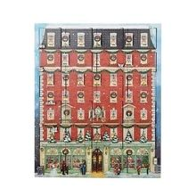 Fortnum's Wooden Advent Calendar with Confectionery