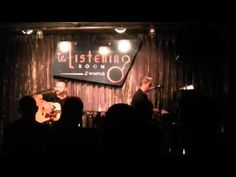 "Ryan & Justin from Blue October -  ""Come In Closer"" Live at the Listenin...beautiful"