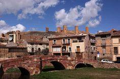 Recorriendo la ciudad de Molina de Aragón - http://vivirenelmundo.com/recorriendo-la-ciudad-de-molina-de-aragon/8754