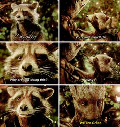 """It's OK, """"Guardians of the Galaxy,"""" I didn't need my heart anyway..."""