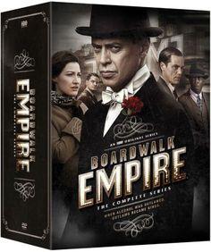 Boardwalk Empire: Complete Series