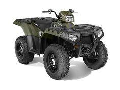 New 2015 Polaris Sportsman 850 Sage Green ATVs For Sale in Alabama.