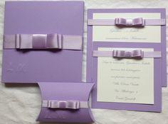 partecipazioni nozze glicine partecipazione matrimonio lilla