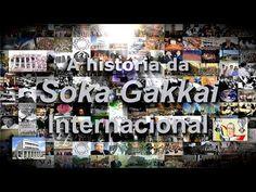 A história da SGI e dos três presidentes da Soka Gakkai.