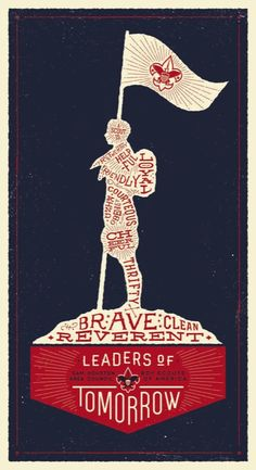 Love Advertising – Sam Houston Area Council Boy Scouts Of America - Boy Scouts : Leaders Of Tomorrow