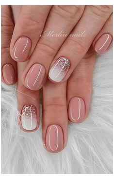 Short Nail Designs, Acrylic Nail Designs, Nail Art Designs, Acrylic Nails, Marble Nails, Newest Nail Designs, Short Gel Nails, Short Nails Art, Winter Nails