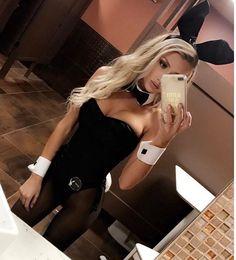 playboy bunny halloween costume