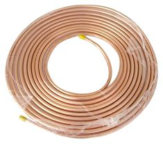 Copper Tube Coil 15m