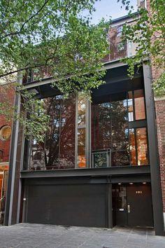 New York Townhouse - Paul Rudolph