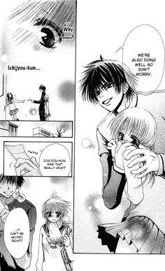Read manga Kimi ni Furetara 005 online in high quality