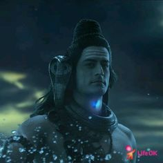Mohit Raina as Lord Shiva in Devon ke Dev... Mahadev