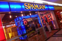 Spam Jam Restaurant - Like a Monty Python Sketch, But For Real Manila