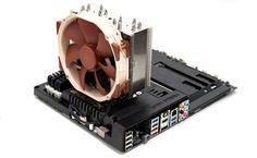معرفی NH-U12S و NH-U14S خنک کننده های پردازنده Noctua ... دیگر همگی میدانیم که خنک کننده ها چه نقش حیاتی ای در دل رایانه ما ابفا میکنند. شرکت اتریشی نوکتوآ (Noctua) که در بخش خنک کننده ها و خمیر حرارتی فعالیت دارد، اخیرا دو خنک کننده پردازنده NH-U12S و NH-U14S که از فن های جدید Noctua بهره میبرند را معرفی نموده است.