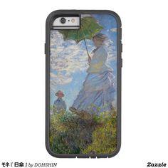 モネ 『 日傘 』 iPhone 6 タフ・エクストリームケース