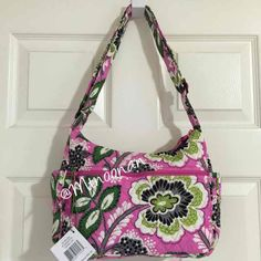 Vera Bradley On The Go in Retired Priscilla Pink - Mercari: Anyone can buy & sell