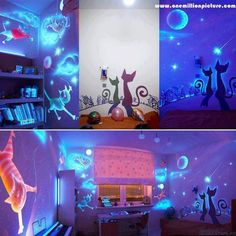 Such a cool kid room