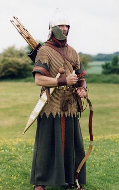 Archers - Auxiliaries in the Roman Army.