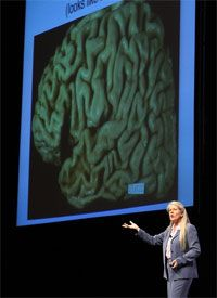 Kris Carr and the TEDTalk with Jill Bolte Taylor