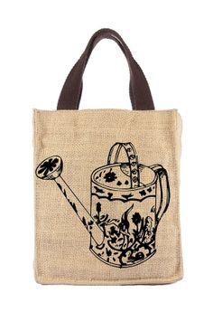 Digital Download Vintage Garden Watering Can by ChangingVases, $1.50