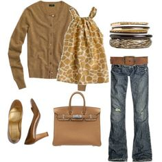 Life of a Real Orange County Housewife: Fall Wardrobe