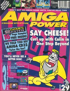 Amiga Power Issue 29