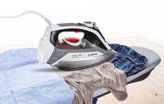 BOSCH - TDI90EASY - Plancha de inyección Home Appliances, Iron, Mens Boots Fashion, Felt Decorations, Modern House Facades, Planks, House Appliances, Kitchen Appliances, Irons