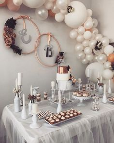Baby Shower 601582462709379062 - Terrific Photos Bridal Shower Decorations balloons Concepts Your engagement bathe can be an amazing situation for that bride's good friends along with family to gather wi… Source by Bridal Shower Decorations, Birthday Party Decorations, Wedding Decorations, Garland Wedding, 21st Decorations, Decor Wedding, Shower Party, Baby Shower Parties, Diy Shower