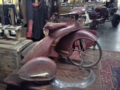 Wheels through time museum. Maggie Valley, N.C.