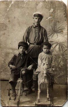 Tatars. Дети татары