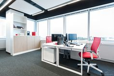 Get the best Virtual Office Address In Warsaw by Anytime Offices at a low price. We are offering you our best sources which will help you in your business traffic. Office Address, Warsaw, Offices, Corner Desk, Business, Furniture, Home Decor, Corner Table, Decoration Home