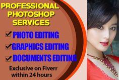 do professional photoshop editing services, photo retouching Photo Retouching, Photo Editing, Digital Image Processing, Graphic Design Services, Creative Design, Budgeting, Photoshop, Blog, Platform