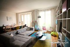 MyHomeDesign - Un appartement familial plein de peps ! » MyHomeDesign