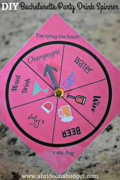 msg 4 Planning a bachelorette party? Make it even more fun with games! Get a free printable for this bachelorette party spinner from www. Bachelorette Party Drinks, Bachelorette Party Decorations, Bachelorette Weekend, Bachlorette Party Ideas Diy, Ideas Party, Lingerie Party, Bridal Shower Games, Bridal Showers, Party Planning