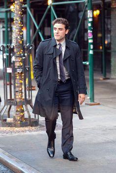 Oscar Isaac, New York (Mar 27)