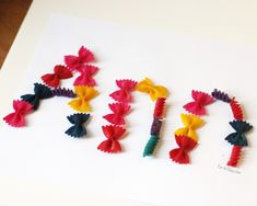 Help children learn their names with a colorful butterfly craft. Hands-on butterfly crafts that encourage literacy learning. Perfect for a butterfly theme. School Holiday Activities, Name Activities, Summer Crafts, Crafts For Kids, Name Crafts, Butterfly Crafts, School Holidays, Kids Learning, Diy Ideas