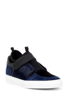 Fantasia Genuine Calf Fur Sneaker