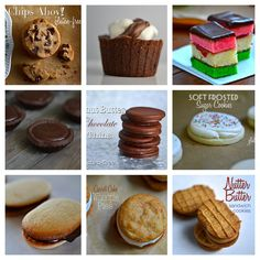 I have found the mother load of GF cookie recipes!  http://glutenfreeonashoestring.com/category/recipe-index/cookies/