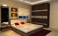 new and latest bedroom design gallery,amazing living room design Latest Bedroom Design, Luxury Bedroom Design, Bedroom Bed Design, Bedroom Furniture Design, Bed Furniture, Bedroom Designs, Kitchen Furniture, Furniture Stores, Wardrobe Door Designs