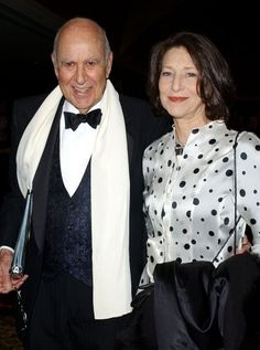 Carl Reiner and Estelle Lebost married {64 years} December 24, 1943 to October 25, 2008 (her death)