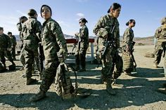 Female Marines in the Media – 39 « The semi-normal, day-to-day life of a female Marine